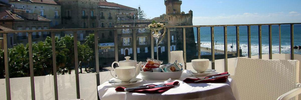 colazione bed and breakfast santa maria di Castellabate