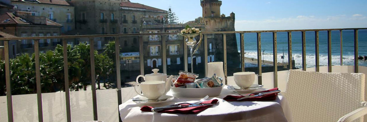 colazione bed and breakfast santa maria di Castellabate